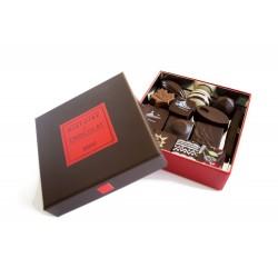 Ballotin de 250g chocolat noir