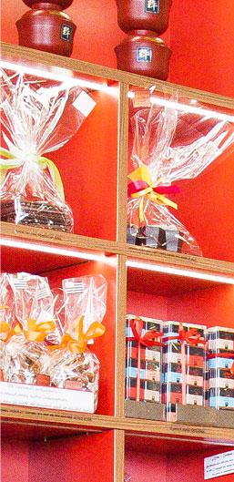 Histoire de Chocolat Brest