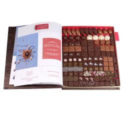 Ballotin de 1 kg de chocolat praliné